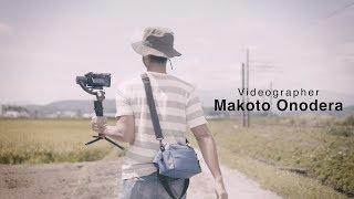 Videographer Makoto Onodera