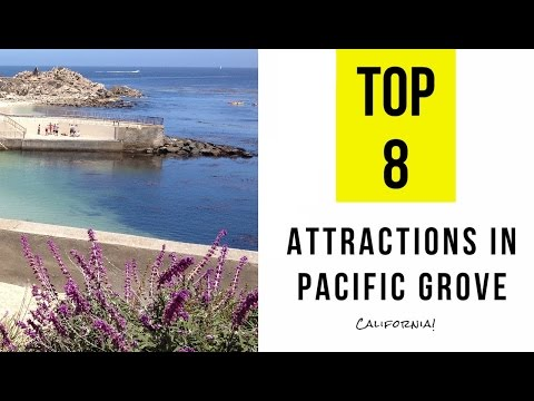 Top 8. Best Tourist Attractions in Pacific Grove, California