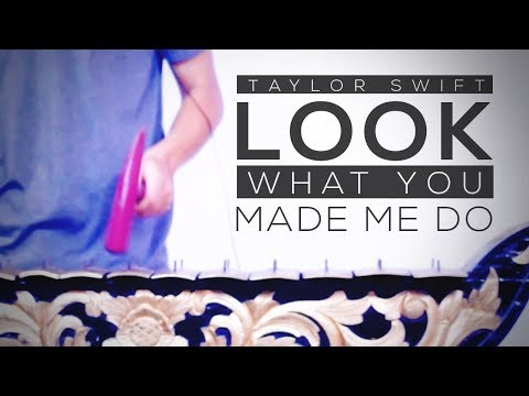 Taylor Swift - Look What You Made Me Do (Gamelan Cover)