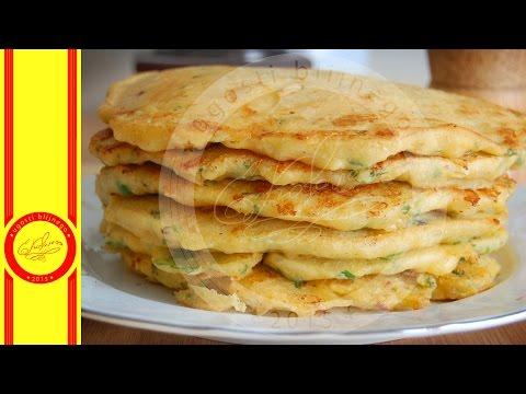Лепешки кукурузные с сыром - Евгения Ковалец - Угости Ближнего - эпизод 42