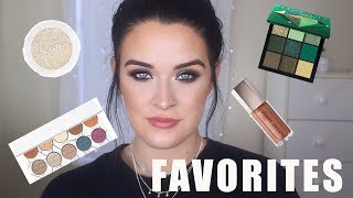 BEST Makeup of 2018 - Yearly Favorites | Angela Bright