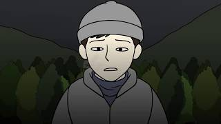 True Creepy Stalker Horror Story Animated