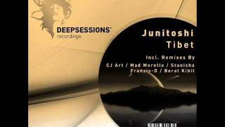 Junitoshi - Tibet (CJ Arts Tribal Trip To Tibet Mix) - Deepsessions