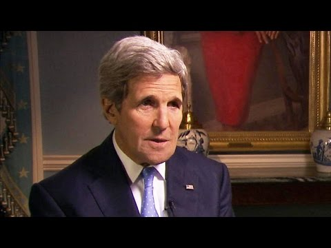 John Kerry on potential impact of lifting Iran sanctions