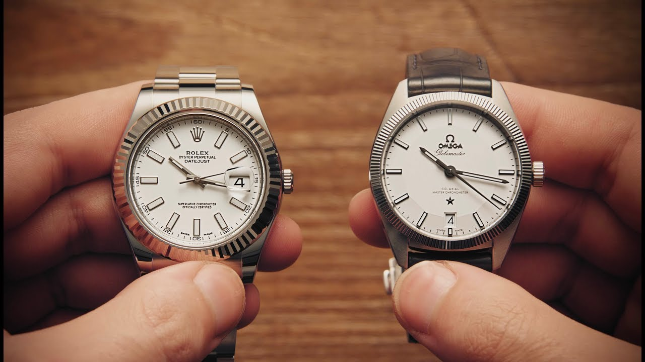 Has The Rolex DateJust Been Left Behind?