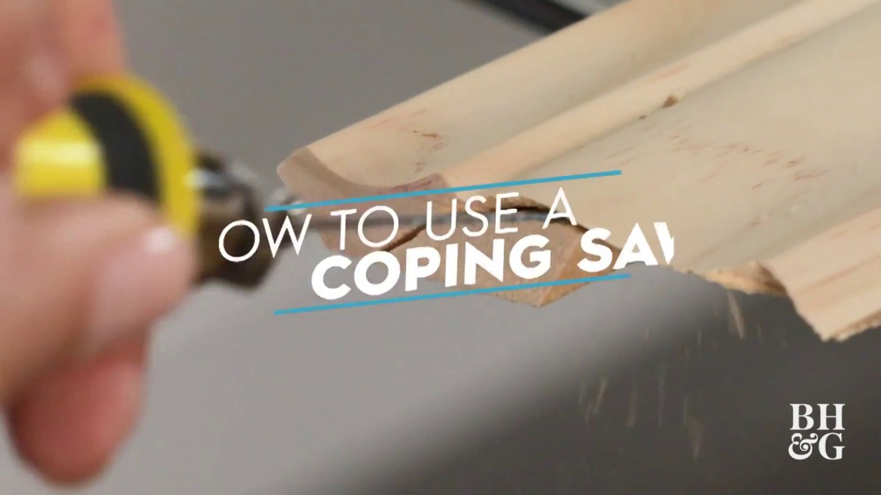 How to use a coping saw youtube how to use a coping saw greentooth