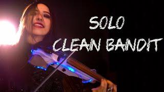 SOLO - CLEAN BANDIT Demi Lovato | VIOLIN CELLO COVER