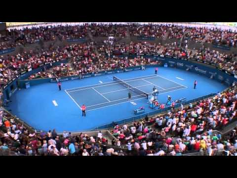 Andy Murray v Grigor Dimitrov - Full Match Men's Singles Final: Brisbane International 2013
