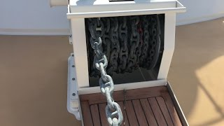 Video #10 Allseas 92 Expedition Yacht Anchoring System  Randall Burg, Your Concierge Yacht Broker