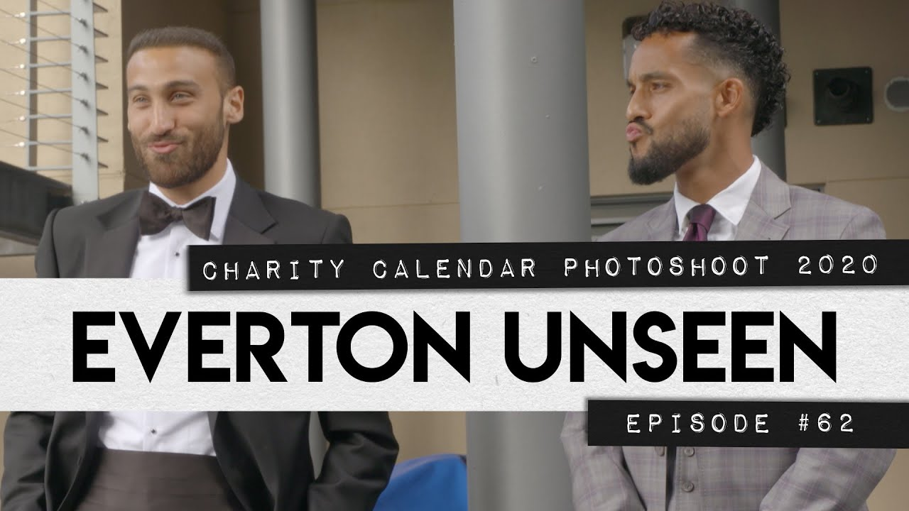 Download EVERTON STARS SUIT UP FOR CHARITY CALENDAR!   EVERTON UNSEEN #62