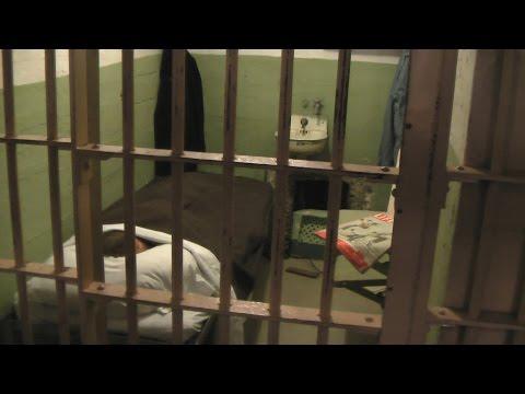 Inside Alcatraz Federal Prison