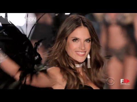 VICTORIA'S SECRET 2014 Focus on ALESSANDRA AMBROSIO by Fashion Channel