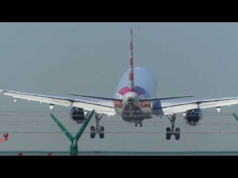 RAW 4K Lovers of Airplanes ✈️ Airports Jets Footage