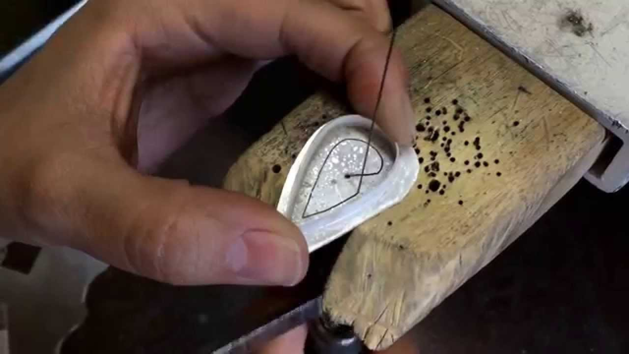 Making A Sterling Silver And Labradorite Ring Youtube