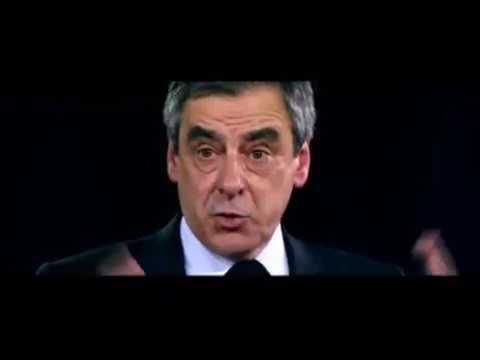 Clip officiel meetings de campagne 1er tour de François Fillon
