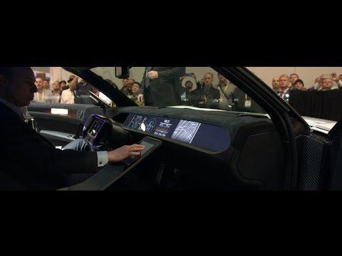 CES® 2017 Connected Car Unveil Event