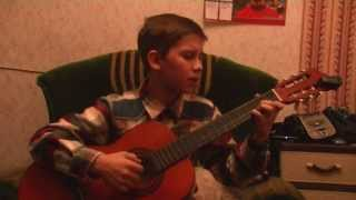 Yesterday (Beatles) на гитаре