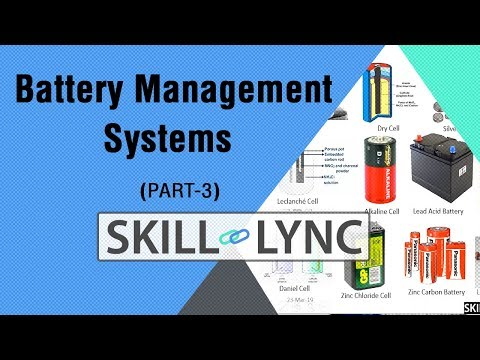 Battery Management Systems | Skill Lync (Part 3)