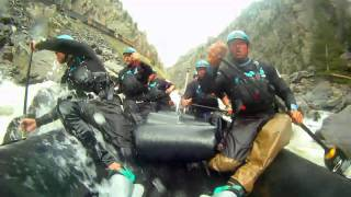 Gore Canyon at 1600cfs
