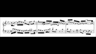 Invention 2 in C minor BWV 773 - Johann Sebastian Bach