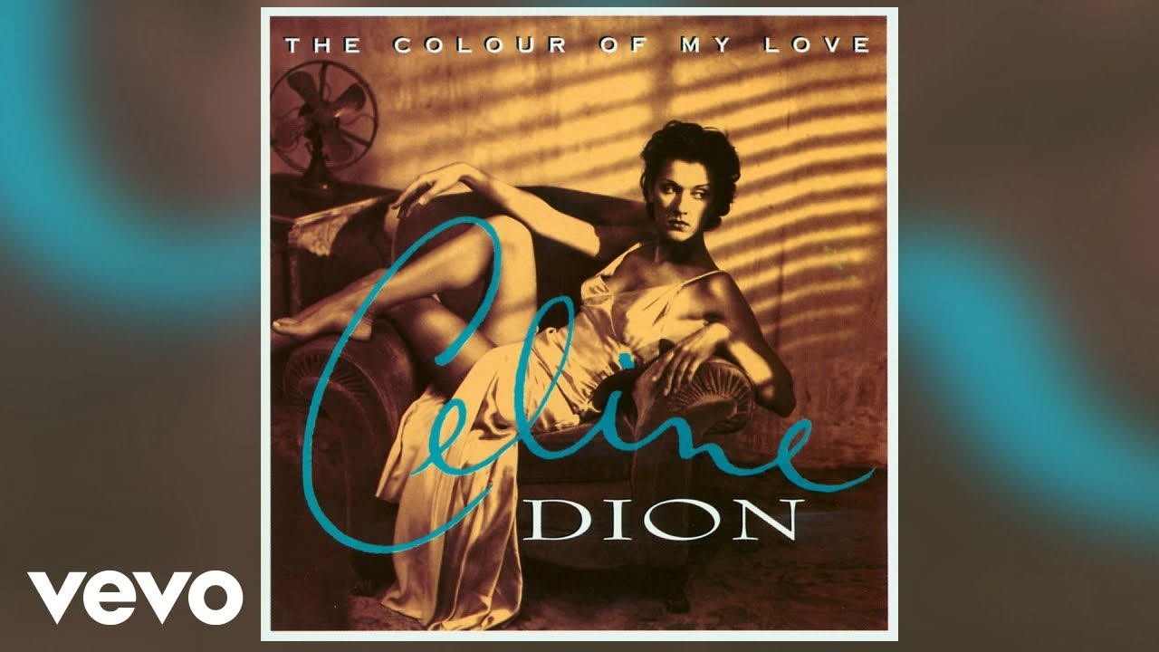 Céline Dion - The Colour of My Love (Official Audio)