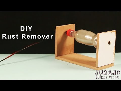 DIY Rust Remover