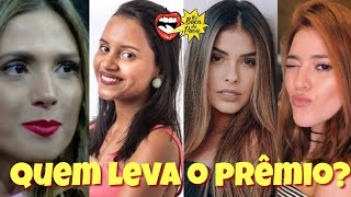 Destaque FEMININO Reality 2018? NADJA, GLEICE, MUNIK ou ANA CLARA?