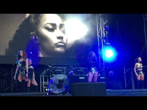 LITTLE MIX - NOBODY LIKE YOU | FRONT ROW