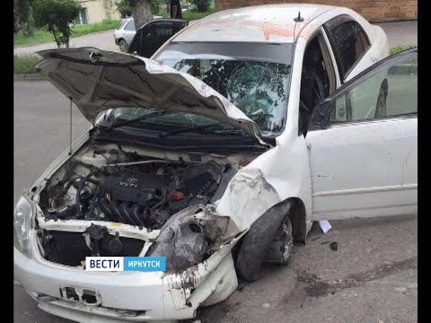 "Девушка погибла в аварии в Бодайбо, ""Вести-Иркутск"""