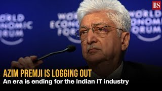 Azim Premji: An era is ending at Wipro and for the Indian IT industry