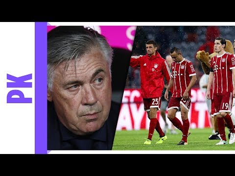 Ancelotti-Kritik an Wackel-Bayern - Trotz Auftaktsieg gegen Leverkusen