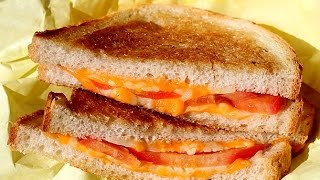 Chris Picks - Spudrunners Grilled Cheese Sandwich