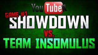 BO2: Youtuber Showdown :: Game #1 vs. Team Insomulus thumbnail