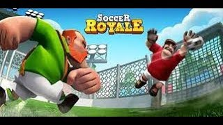 Soccer Royale 2018, the ultimate football clash! Android Gameplay HD