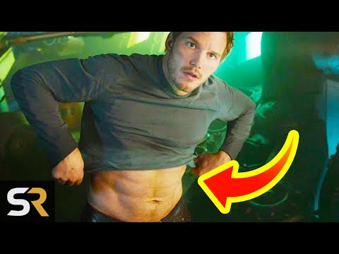 10 Improvised Moments That Movies Were Forced To Keep!