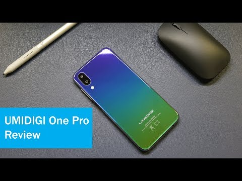 UMIDIGI One Pro Review (Twilight Budget Flagship)