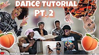 Ceraadi dance tutorial pt 2. || (Reaction) best dancers on YouTube?