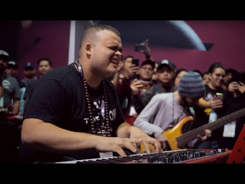 Nord at NAMM 2019: Jesús Molina feat. Guy Bernfeld
