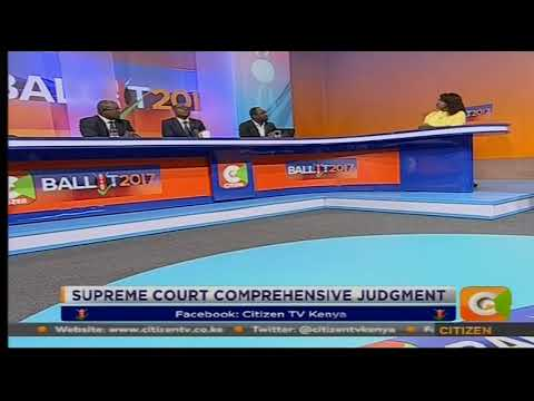 Citizen Extra : Supreme Court Comprehensive judgement