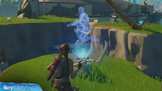 Investigate an Anomaly Detected on Shark Island Location - Fortnite