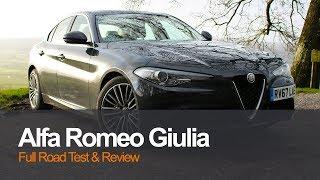Alfa Romeo Giulia Super Review and Full Road Test | Planet Auto