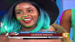 10 OVER 1O   Nadia Mukami ft. Arrow Bwoy