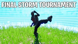 Final Storm Fight Minigame in Fortnite Creative! (with map code)