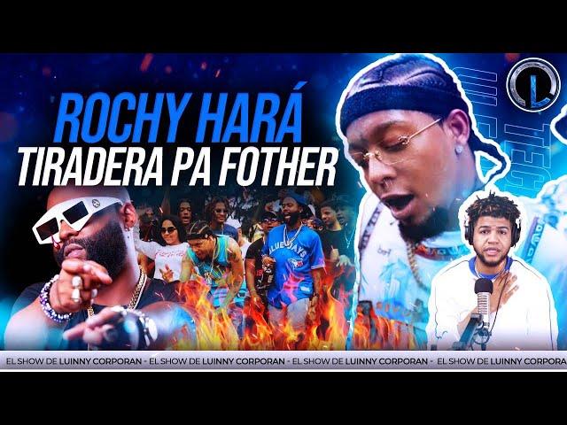 """ROCHY RD HACE TIRADERA PARA EL FOTHER RD """"LO HUMILLA CON KIRY CURU"""" TOCA MÁS QUE TÚ"""