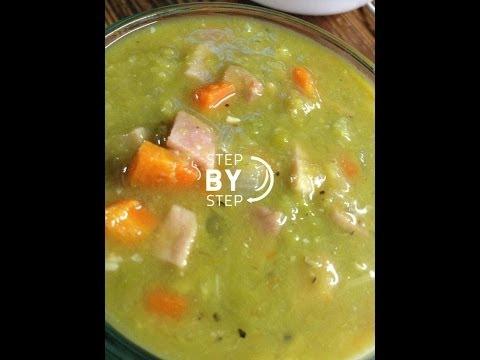 Split Pea Soup With Ham Recipe, Split Pea Soup Recipe, Recipe For Split Pea Soup With Ham