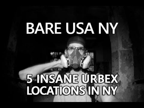 Insane Urbex Exploring | 5 Abandoned Places in New York | BARE USA NY