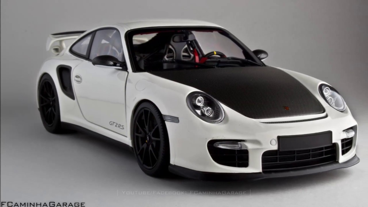 porsche 911 type 997 gt2 rs fcaminhagarage 1 18 youtube. Black Bedroom Furniture Sets. Home Design Ideas