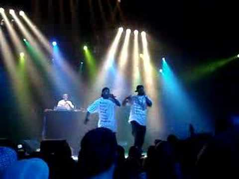 Busta Rhymes & Flipmode - I Love My Bitch (Live @ Melkweg)