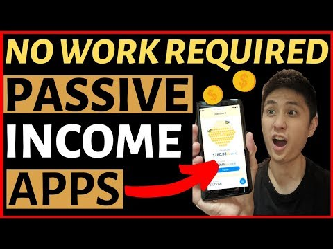 Make Money While You SLEEP - 20 STACKABLE PASSIVE Income Apps / Sites for 2020