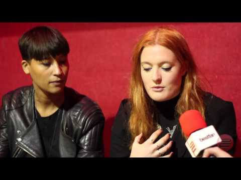 Interview with Icona Pop